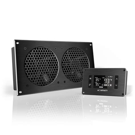 home entertainment fans airplate t7 home theater and av quiet cabinet fan