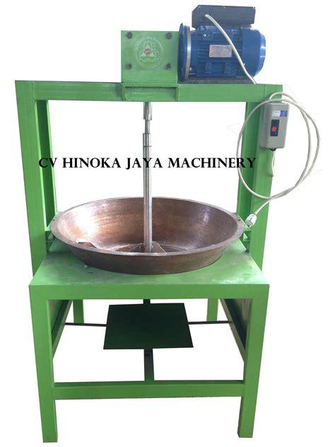 jual mesin pengaduk ekstrak jahe pengaduk dodol harga