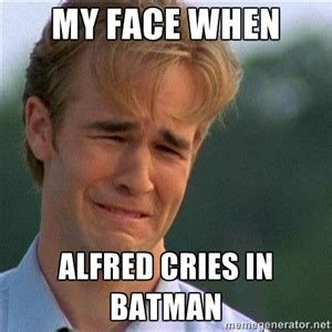 Alfred Meme - alfred meme 28 images alfred pennyworth fact 475 wsmcomicfac alfred is the only summertime