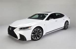 Where Is Lexus From 2018 Lexus Ls F Sport Pack Revealed Looks