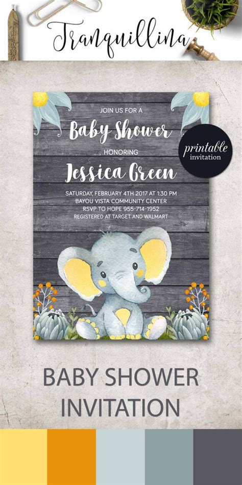Diy Boy Baby Shower Invitations by 25 Best Ideas About Jungle Baby Showers On