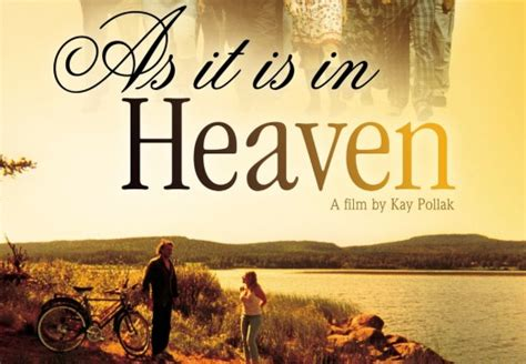 film it is in heaven movie archives julie s dinner and a movie