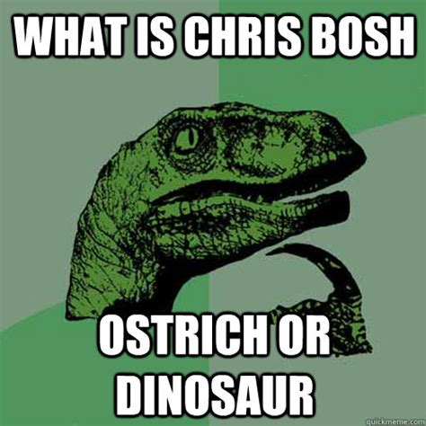 Dinosaur Memes - feel like a dinosaur philosoraptor memes