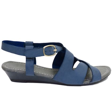 Sakia Sandiego Wedges Sandal Navy low wedge gladiator sandals 28 images eileen fisher