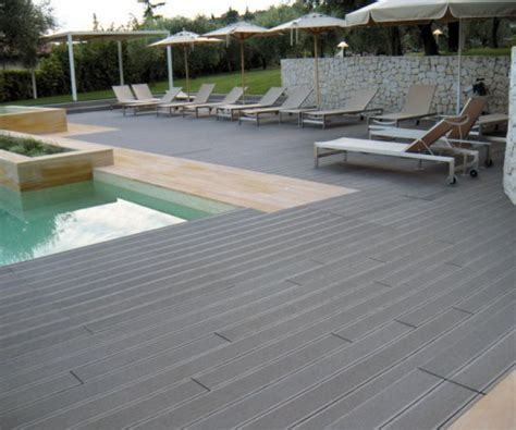 pavimenti in legno composito per esterni prezzi legno composito wpc per esterni decking wpc alveolare
