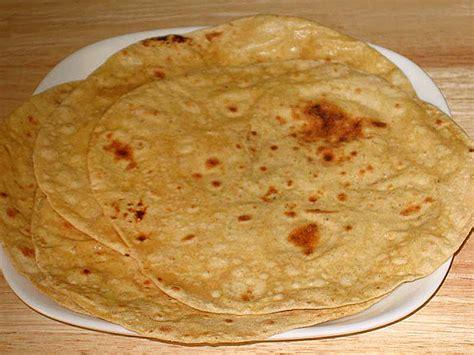 roti chapati flat indian bread manjula s kitchen