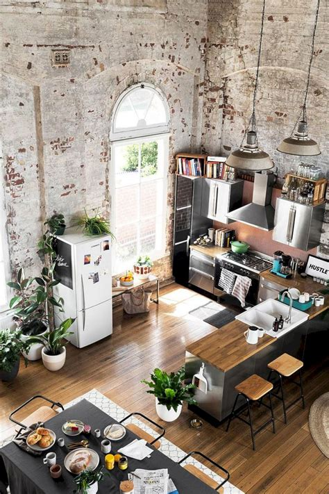 amazing idea  loft living rooms    sample