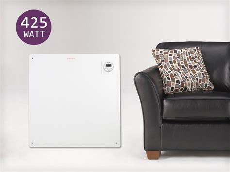 Bedroom Panel Heaters Nz 425w Eco Panel Heater With Lcd Timer Stand Sales