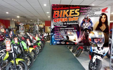 Motorcycle Dealers Grantham by Destination Dealer Grantham Honda Bikes Mcn