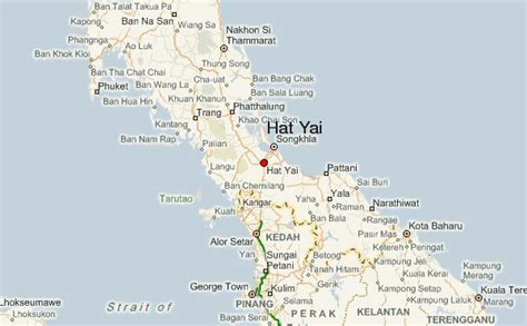 tips travel ll kl hatyai thailand part 1 hat yai location guide