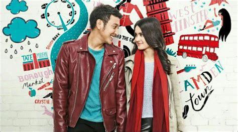 lagu yang di film london love story momen valentine antarkan london love story raih 800 ribu