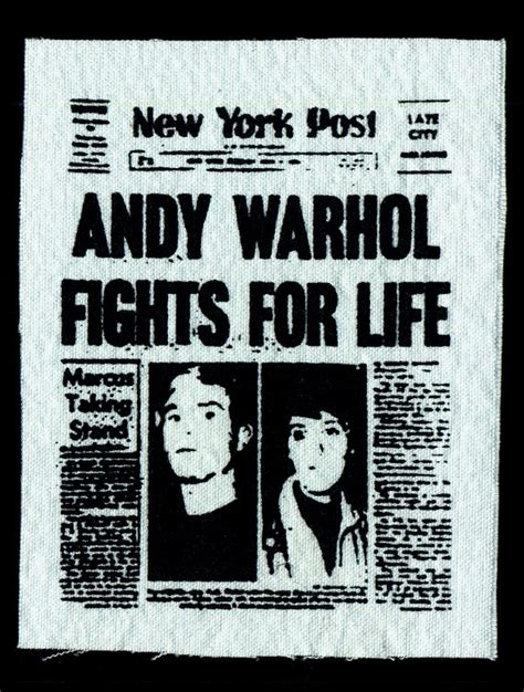how was andy warhol when he died 288 best images about newspaper headlines new on
