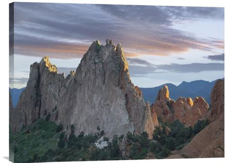 Garden Of The Gods Gateway Trail Gray Rock And South Gateway Rock Gardens The O Jays And