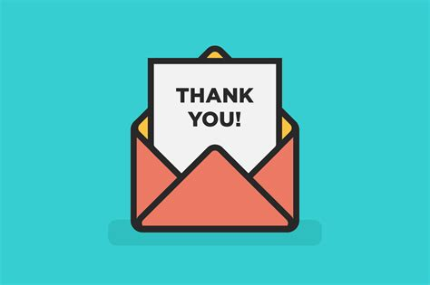 A Thank You by Thank You Letter And Email Exles