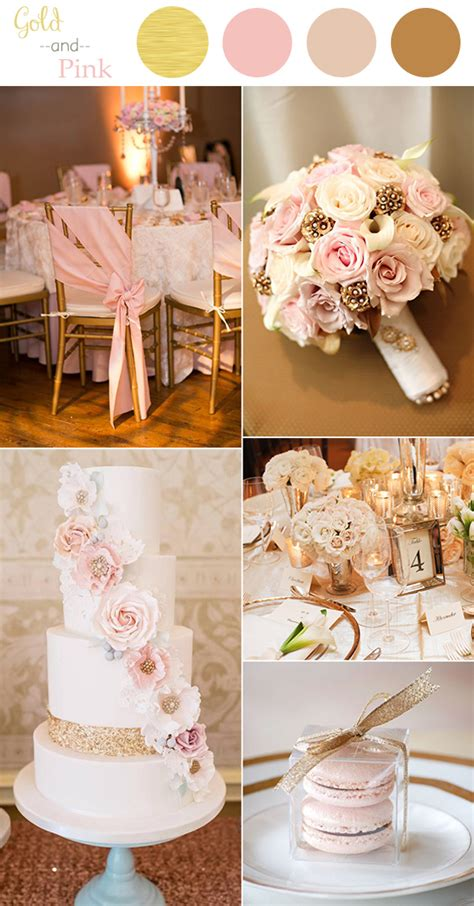 wedding colors 2016 10 color combination ideas to