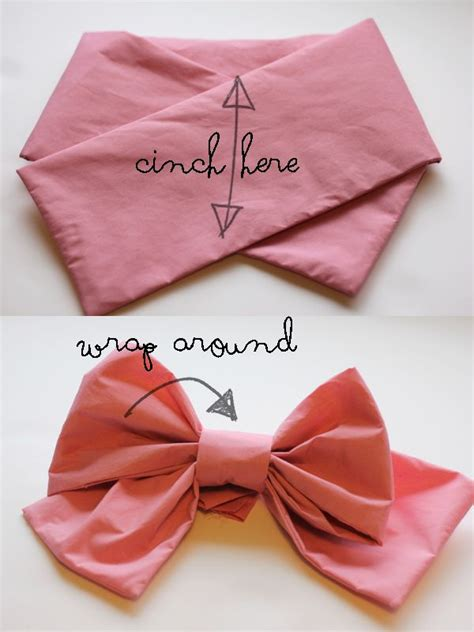 best bow making tutorial how to make a hair bow out of fabric www imgkid the image kid has it