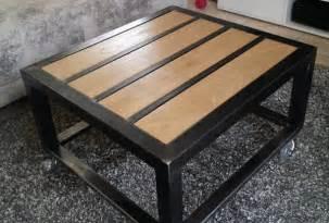 cr 233 ation de meubles sur mesure en bois massif et acier