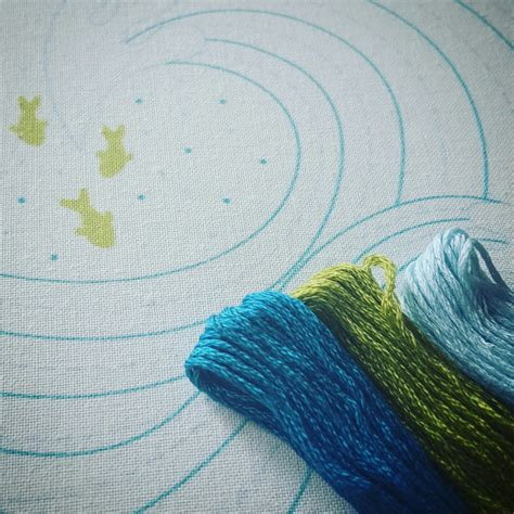 relaxing pattern video relaxing hand embroidery pattern mindfulness craft project