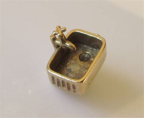 Gold Kitchen Sink 17 Best Images About Trinkets On Bottle Charms 1920s And Vintage Silver
