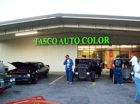 tasco auto color houston tx conroe store 6 photos
