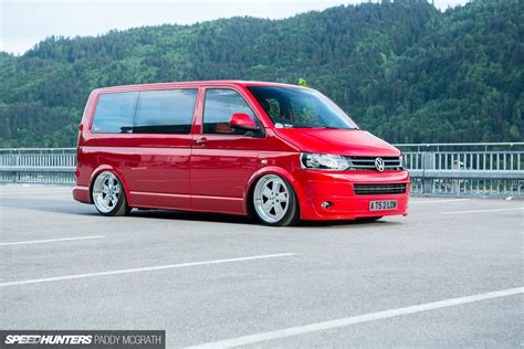 Classic Home Interior by Vantastic A Peerless Volkswagen T5 Speedhunters