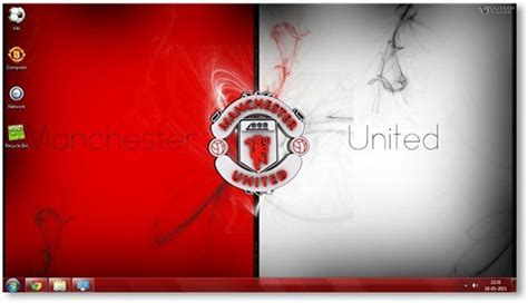 theme windows 8 1 manchester united images manchester united theme
