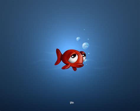 wallpaper 3d sad sad fish wallpaper 3d characters 3d wallpapers in jpg