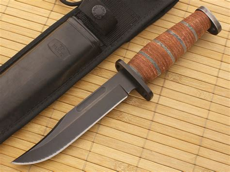 knife buck 119 buck knives 119 brahma fixed blade knife 0119brs1 b