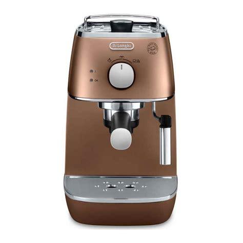 DeLonghi Distinta Espresso & Cappuccino Machine ECI341CP   Around The Clock Offers