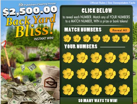 Pch Scratch Off - need money today win instant cash online at pch pch blog