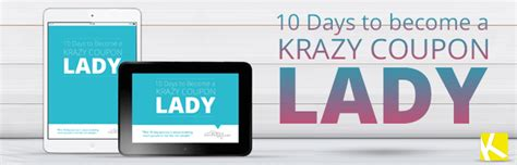 The 10 Day Mba Ebook Free by How The New Ebook Changed My Couponing World The Krazy