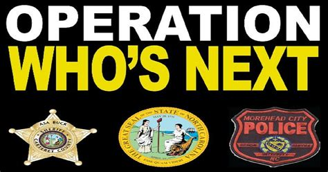 Detox Centers In Carteret County by 8 Arrests Announced In Fourteenth Of Operation Who