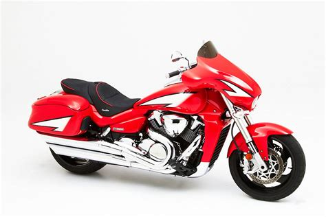 Suzuki Boulevard M109 Review Suzuki M109 Fairing With Speakers Motorcycle Review And