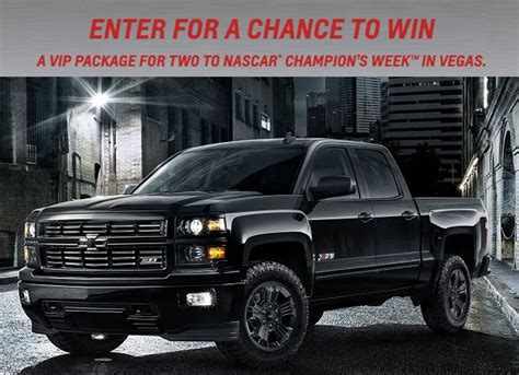 win 2017 chevy colorado on winyourchevy com sweepstakesbible - Win Your Chevy Sweepstakes