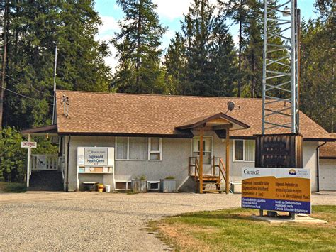 Edgewood Post Office by Edgewood At The Arrow Lake West Kootenays