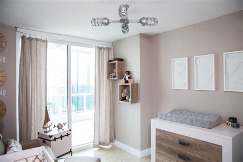 Chandelier For Bathroom Celebrity Design Reveal Jp And Ashley Rosenbaum S Nursery