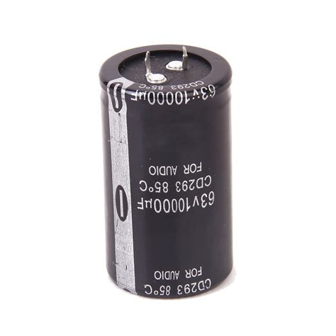 electrolytic capacitor audio 63v 10000f electrolytic capacitor cd293 85 for audio bt ebay