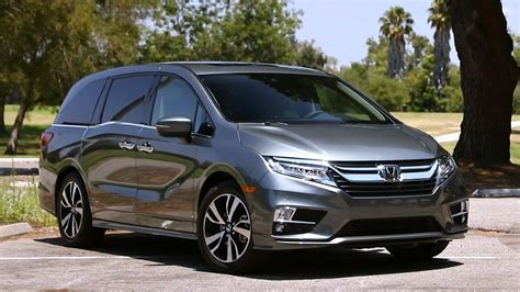 Honda Odyssey 2020 Australia by 2018 Honda Odyssey Review And Road Test