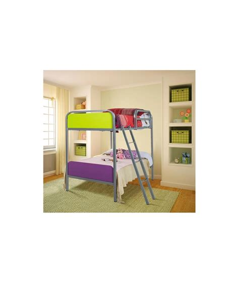 lit superpose toboggan lit en l avec toboggan meubles enfants