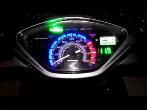 Lu Projector Supra X 125 honda supra x 125 modifikasi headl strobo agaclip make your