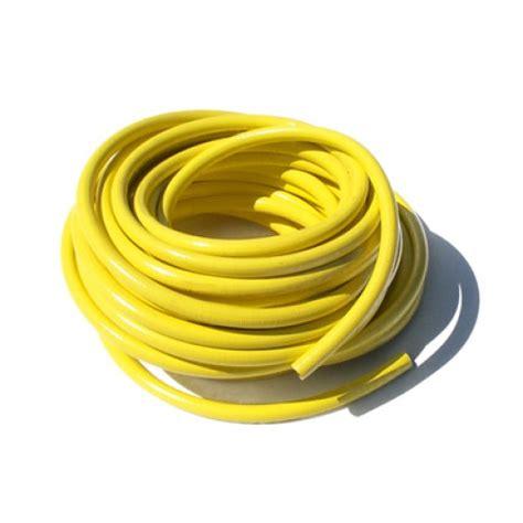 Garden Hose Yellow Professional Garden Hose 0 75 Inch Yellow