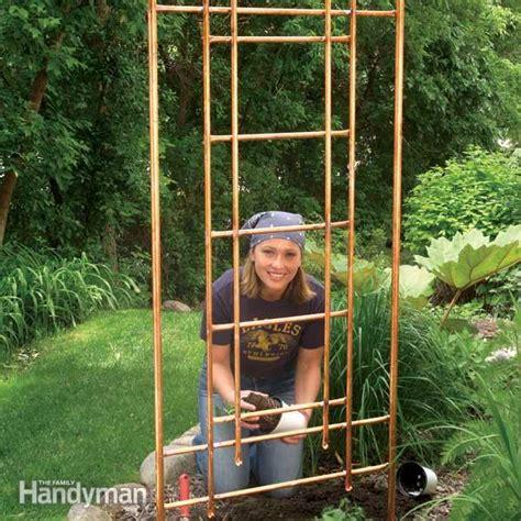 build garden trellis 15 inspiring diy garden trellis ideas for growing climbing