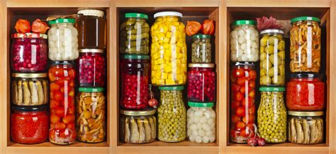 How To Increase Shelf Of Food Products by 6 Ways To Keep The Pantry Clean And Organized All Year