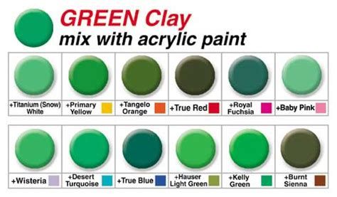 acrylic paint how to mix colors 2018 makin s clay 174 welcome to makin s clay