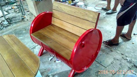 Kursi Bekas Di Manggarai jual kursi drum bekas kursi cafe aura mustika