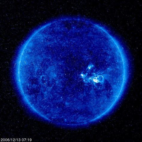Real Time Solar Storm Warning Now Operational, Protecting