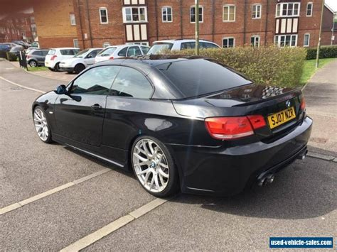 bmw 335 i for sale 2007 bmw 335i m sport a for sale in the united kingdom