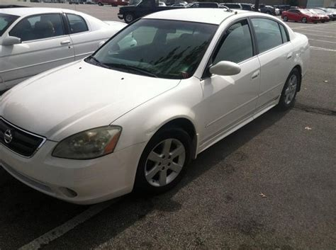 jdm nissan altima 2003 nissan altima 5 500 possible trade 100528769