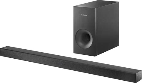 samsung 2 1 channel 130w soundbar samsung hw k360 2 1 channel 130w wireless audio soundbar review home a v pro