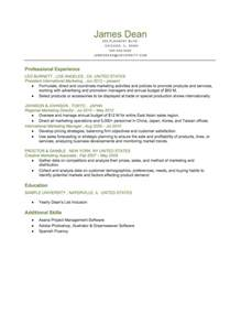 Image result for reverse resume